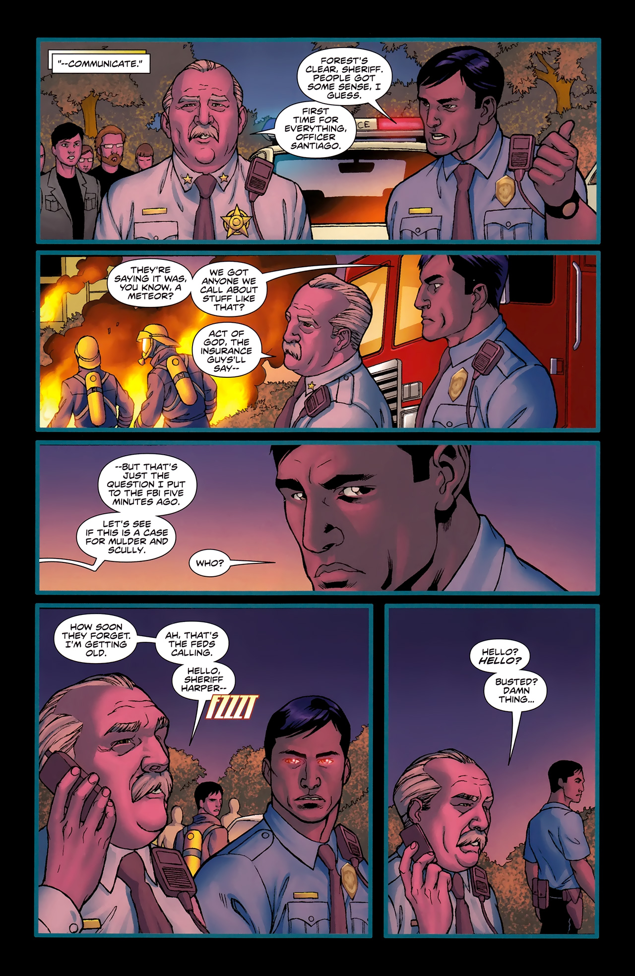 Read online Soldier Zero comic -  Issue #2 - 11