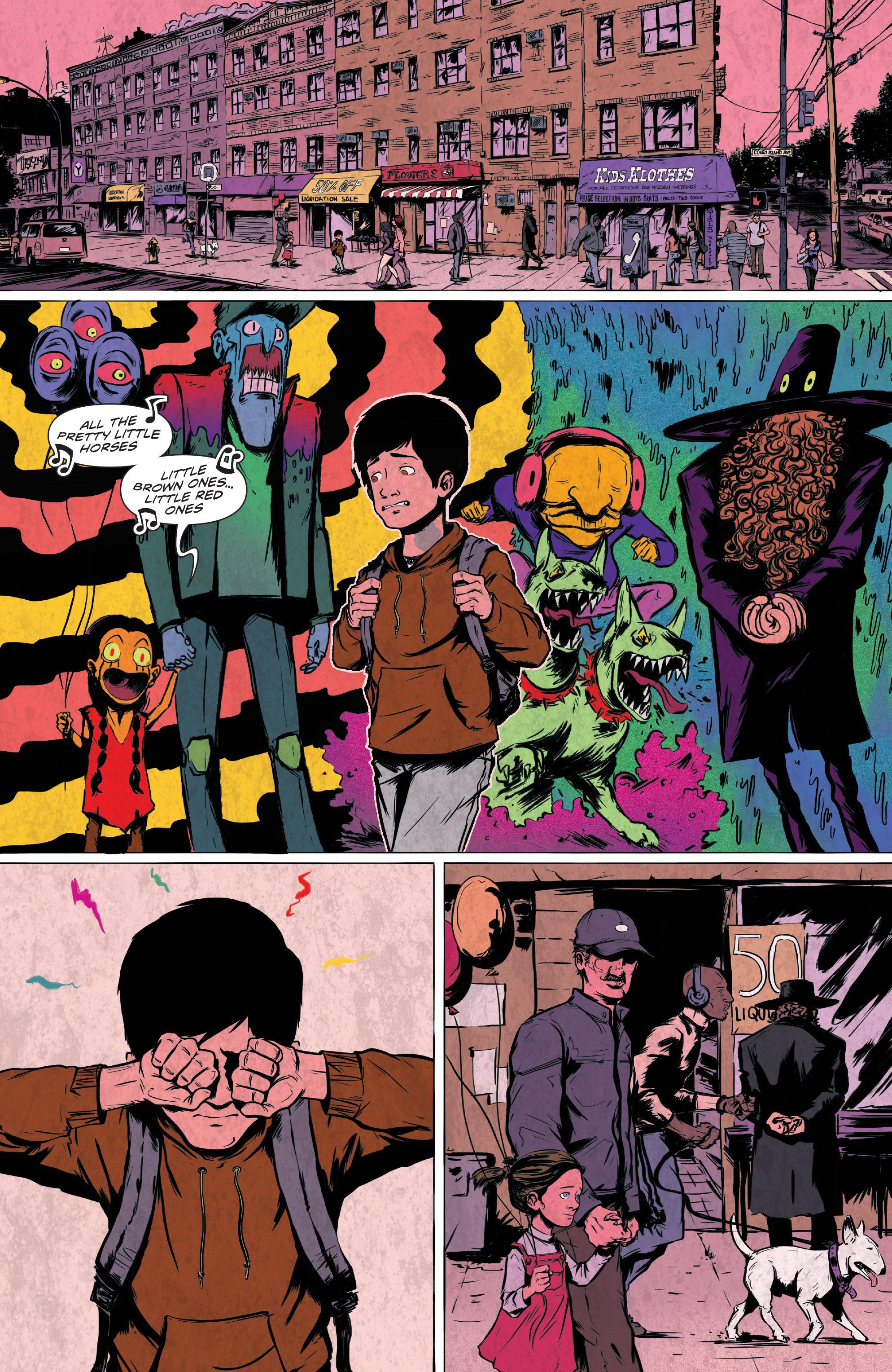 Read online Translucid comic -  Issue #2 - 6