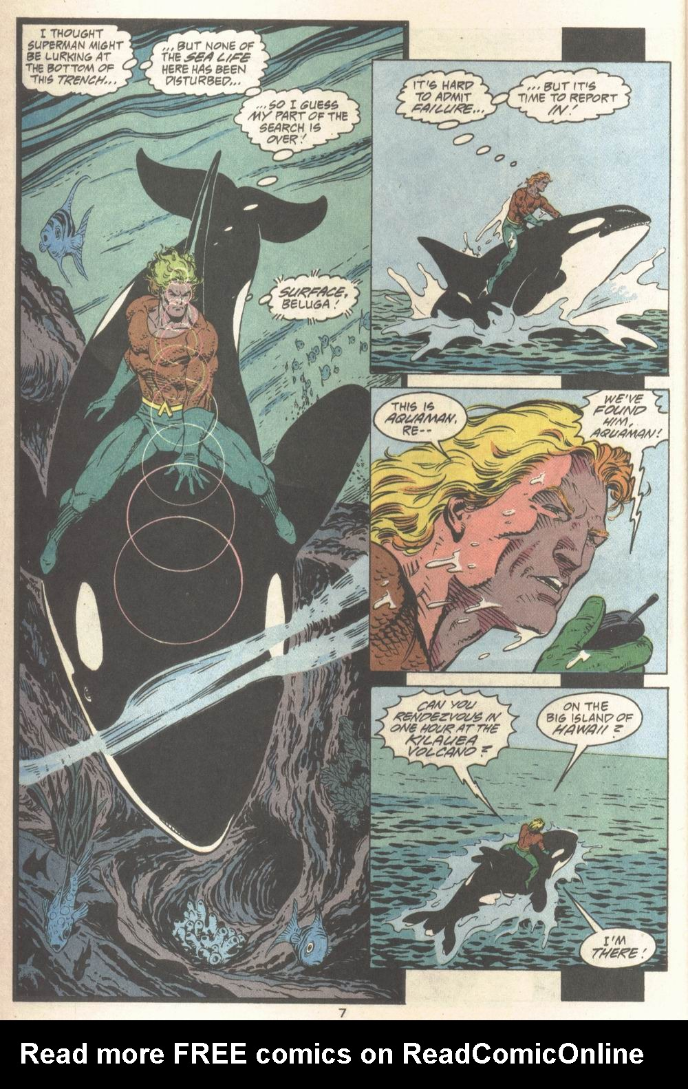 Read online Adventures of Superman (1987) comic -  Issue #Adventures of Superman (1987) _Annual 4 - 8