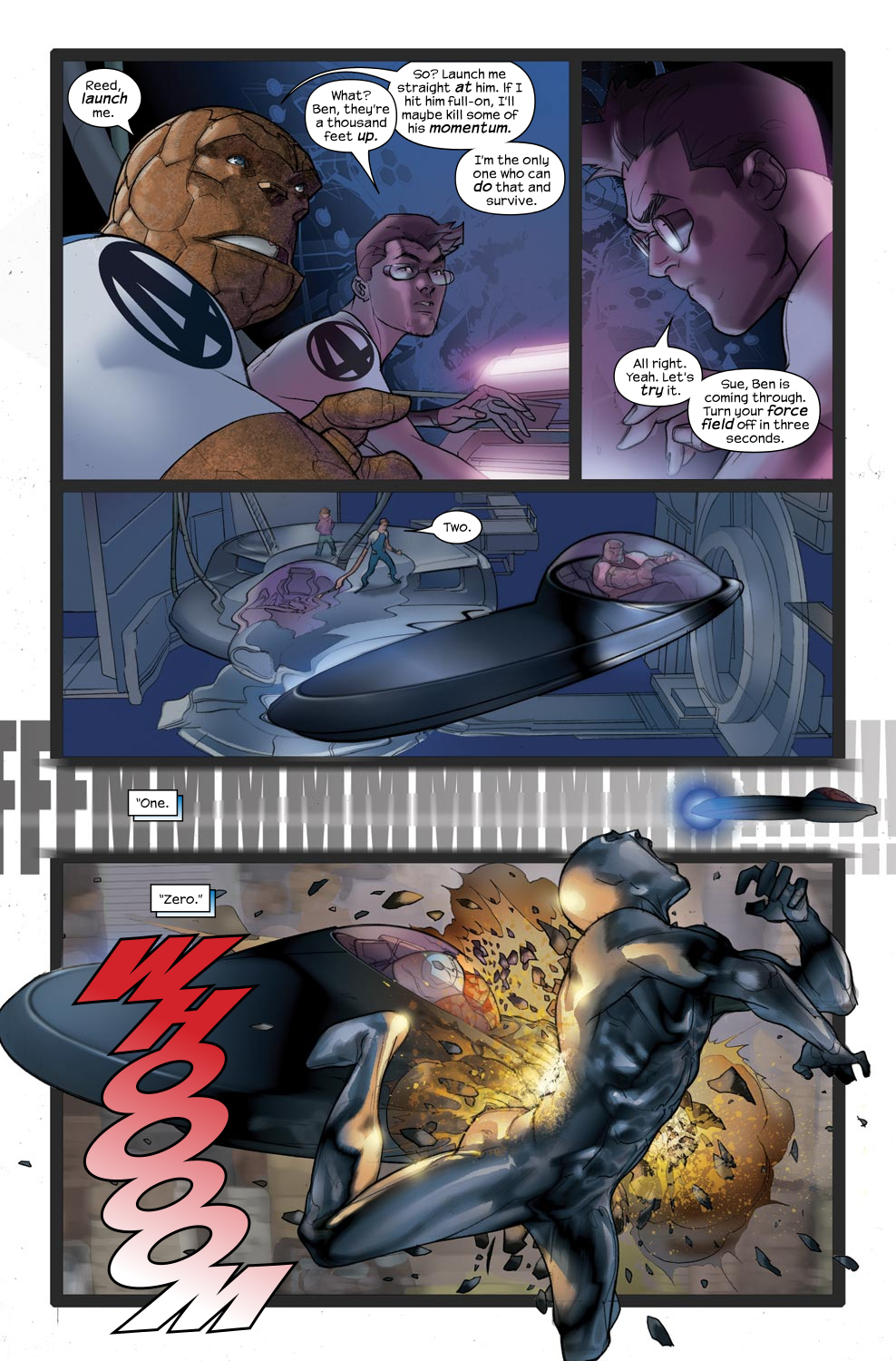 Read online Ultimate Fantastic Four (2004) comic -  Issue #43 - 11