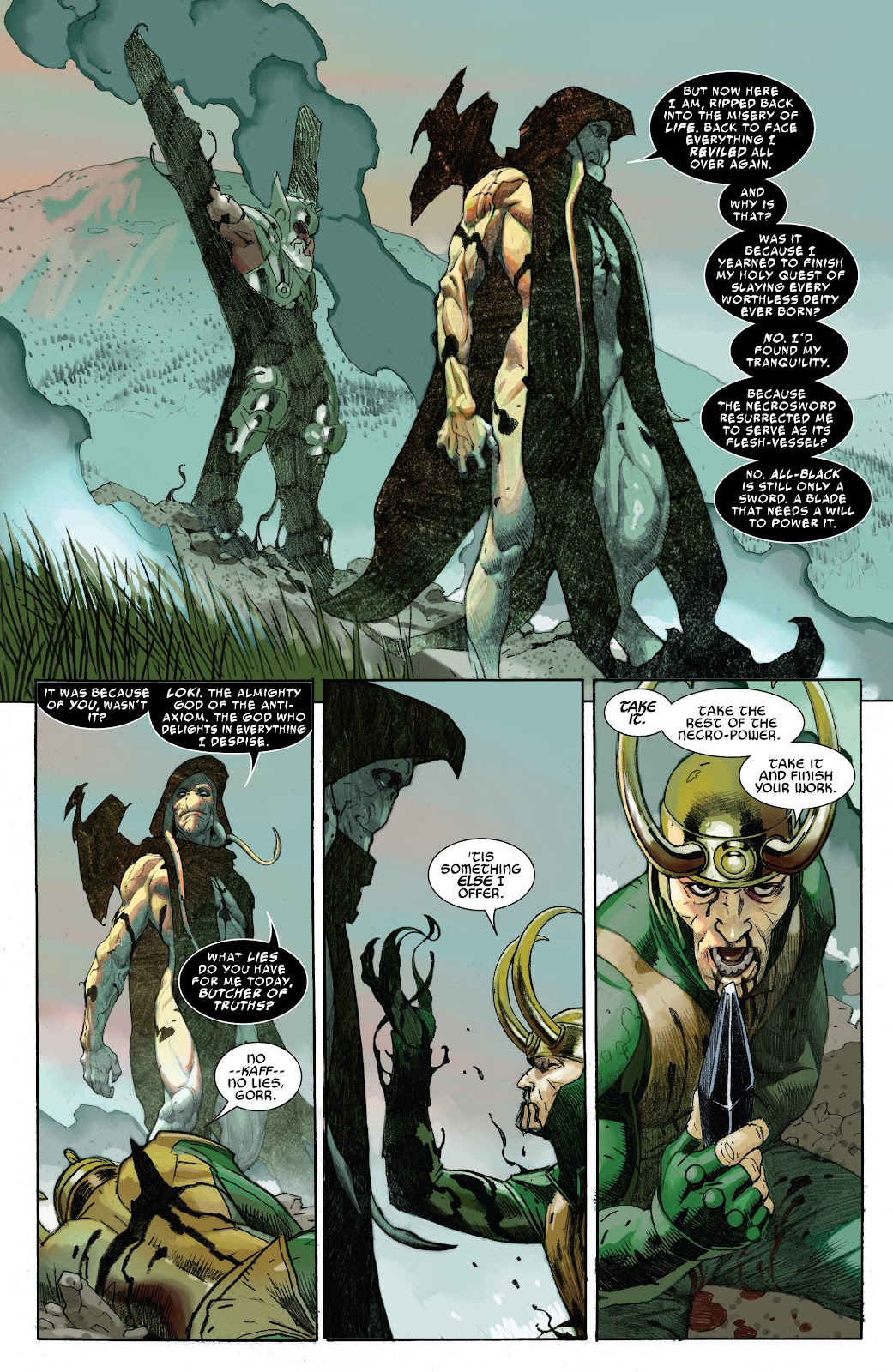Read online King Thor comic -  Issue #2 - 4