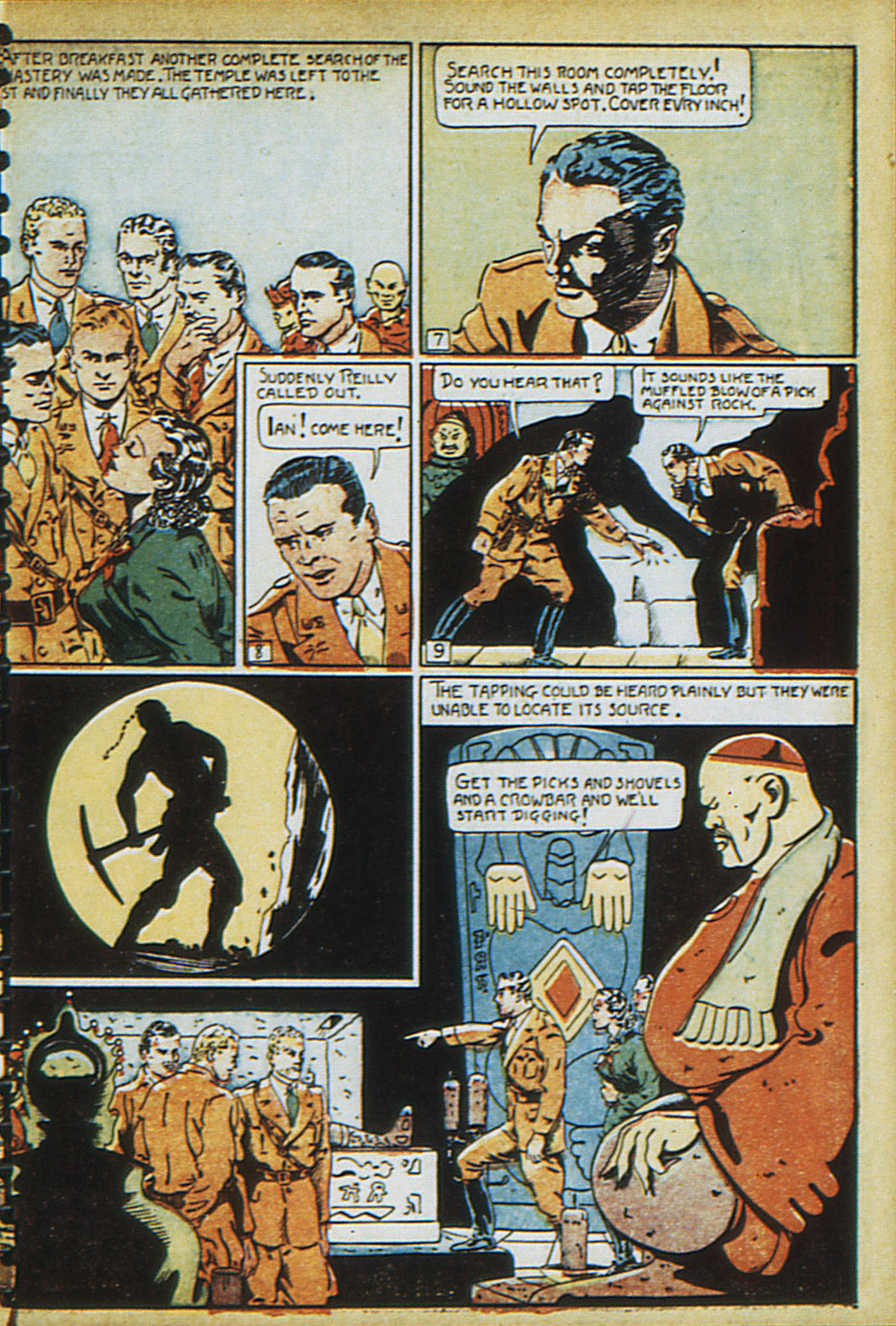 Read online Adventure Comics (1938) comic -  Issue #16 - 56