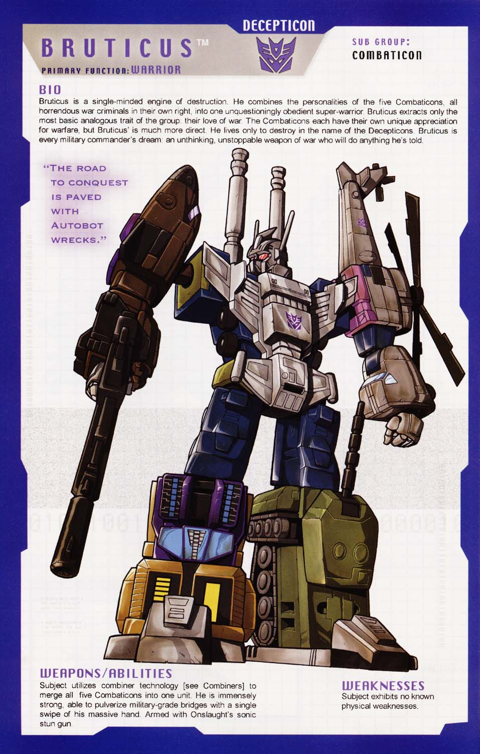 Read online Transformers: More than Meets the Eye comic -  Issue #1 - 66