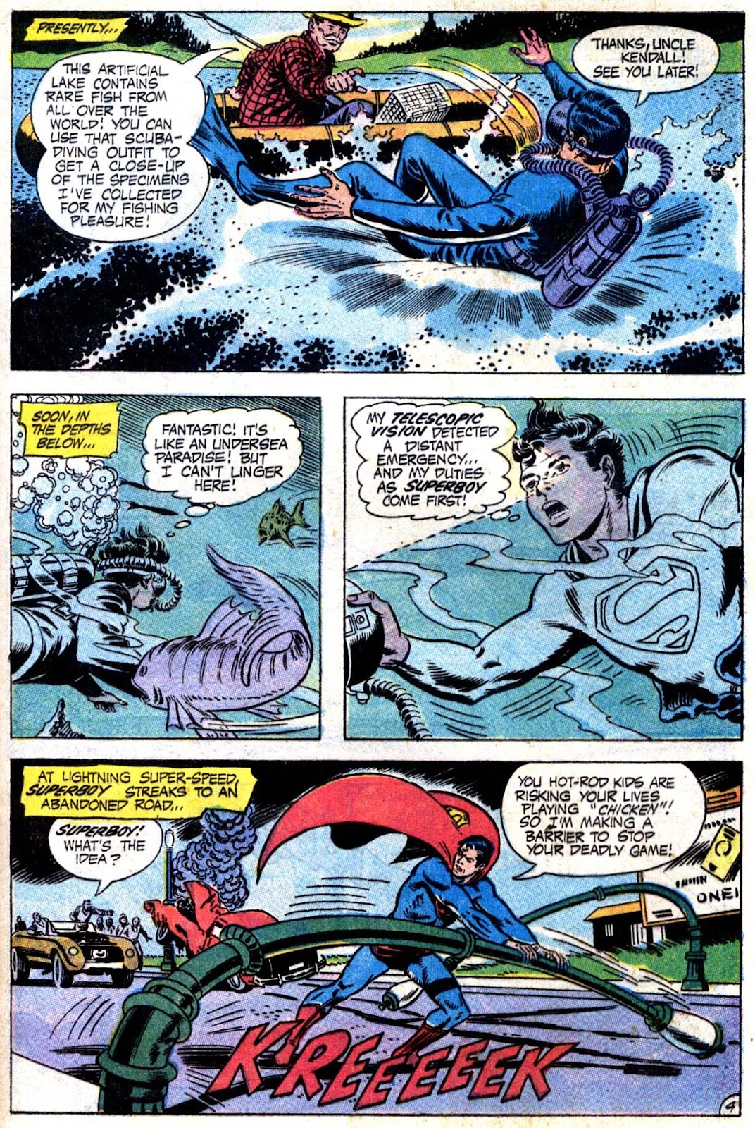 Superboy (1949) issue 180 - Page 19