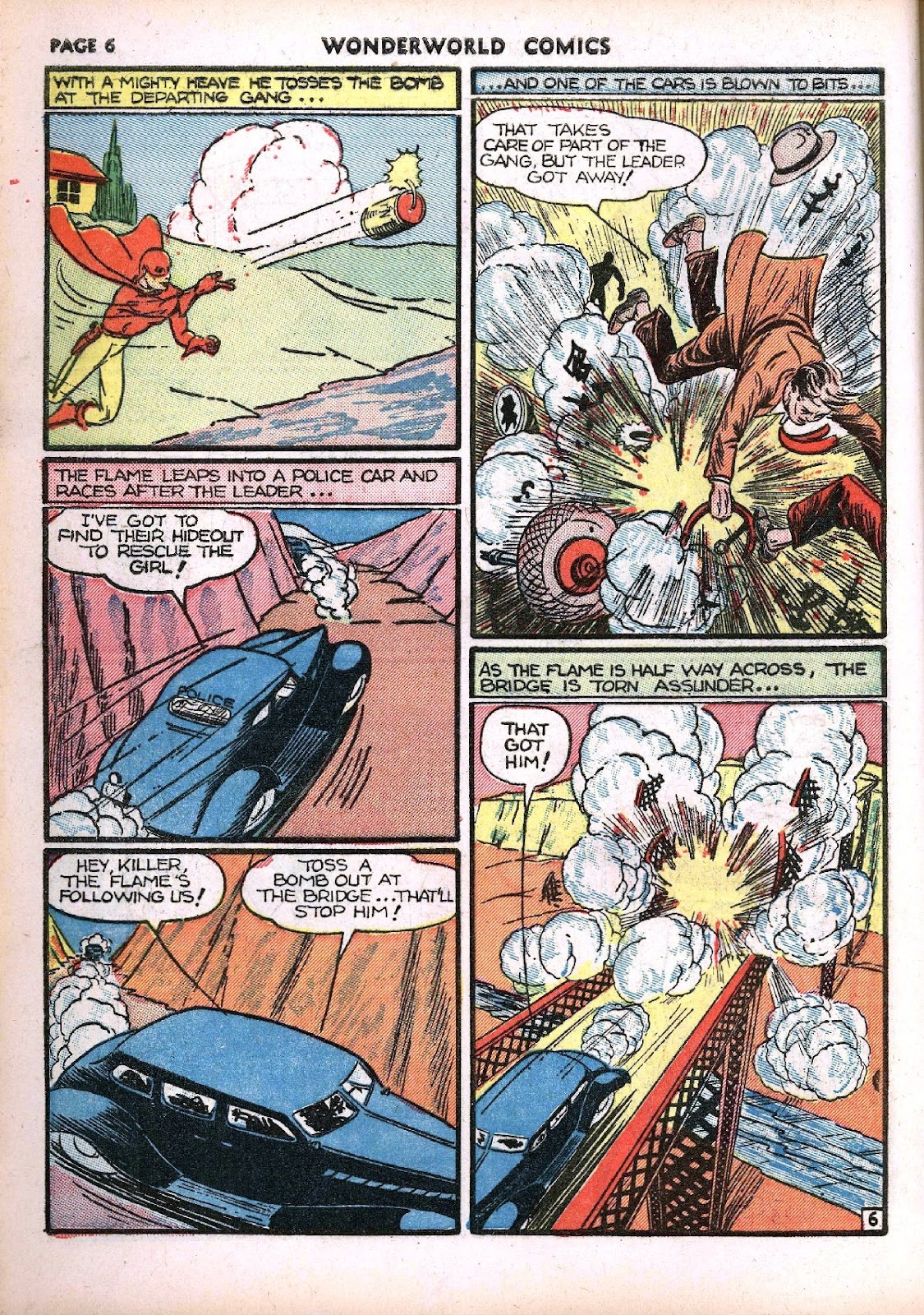 Wonderworld Comics issue 14 - Page 8
