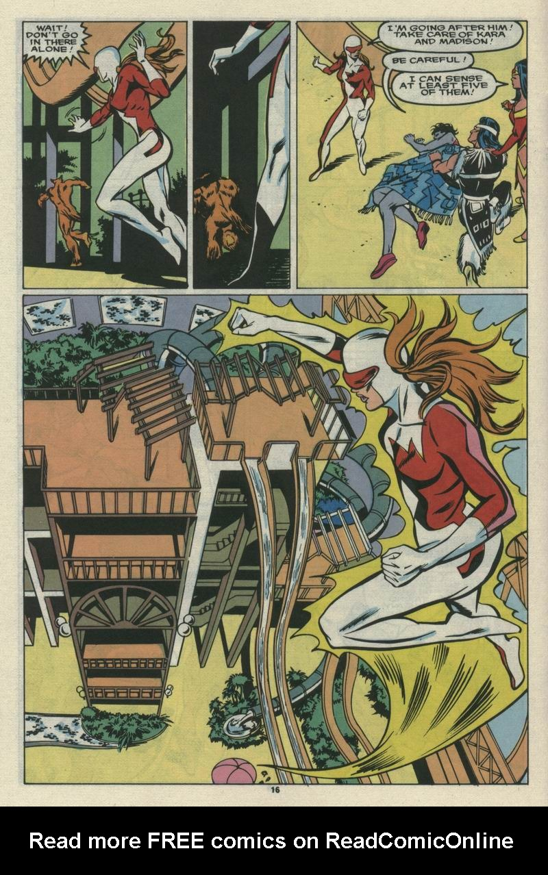 Read online Alpha Flight (1983) comic -  Issue #69 - 18