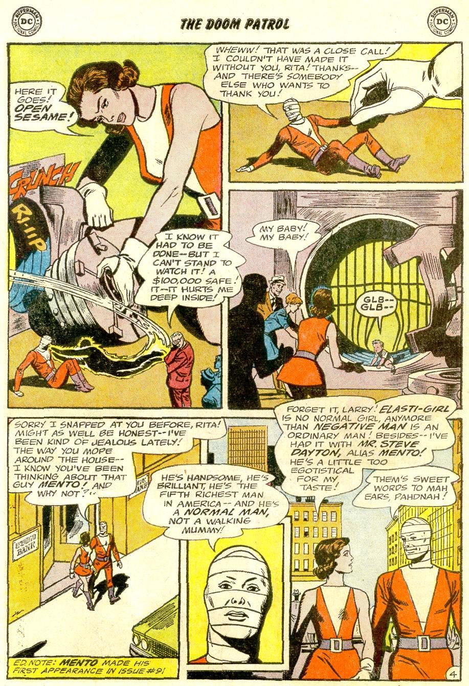Doom Patrol (1964) issue 92 - Page 6