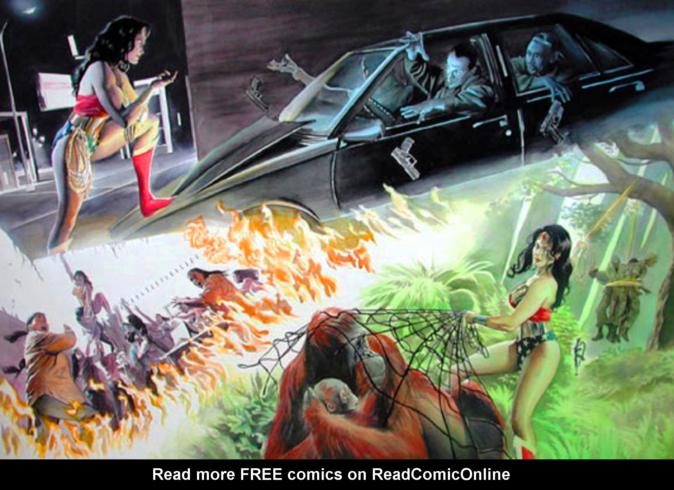 Read online Wonder Woman: Spirit of Truth comic -  Issue # Full - 16