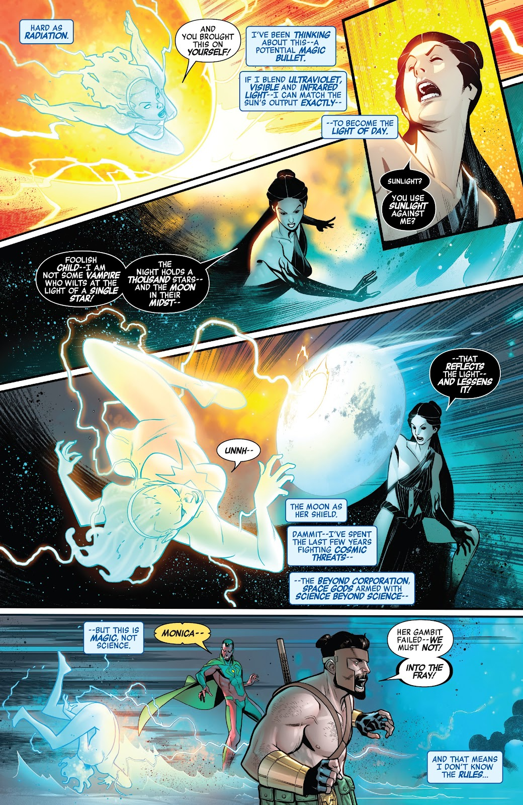 Read online Avengers No Road Home comic -  Issue #7 - 7