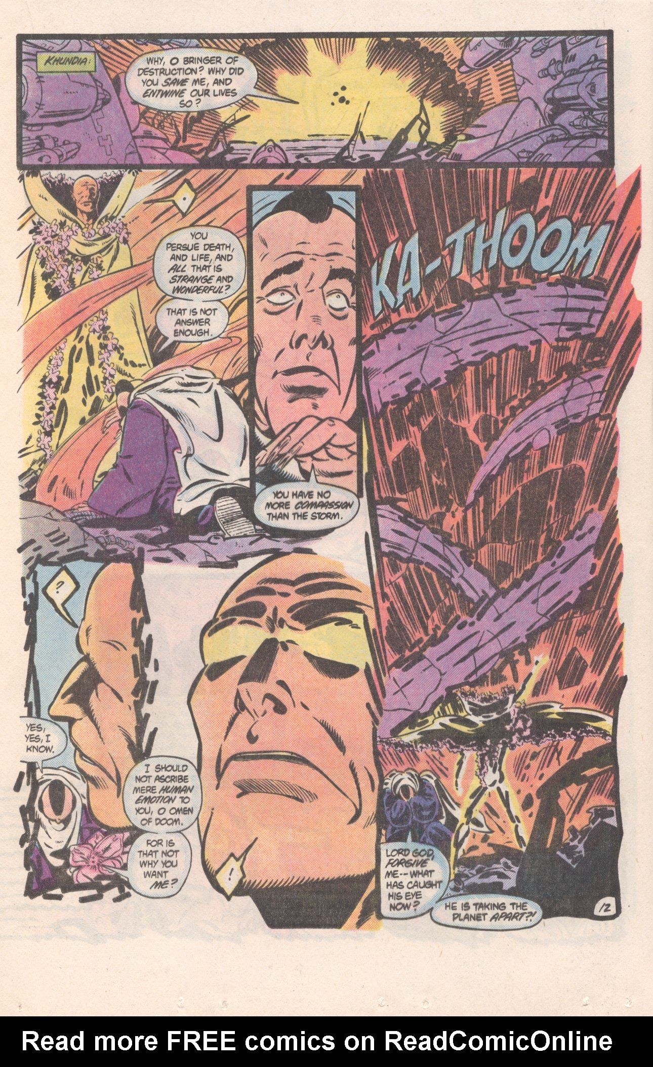 Legion of Super-Heroes (1980) 310 Page 12