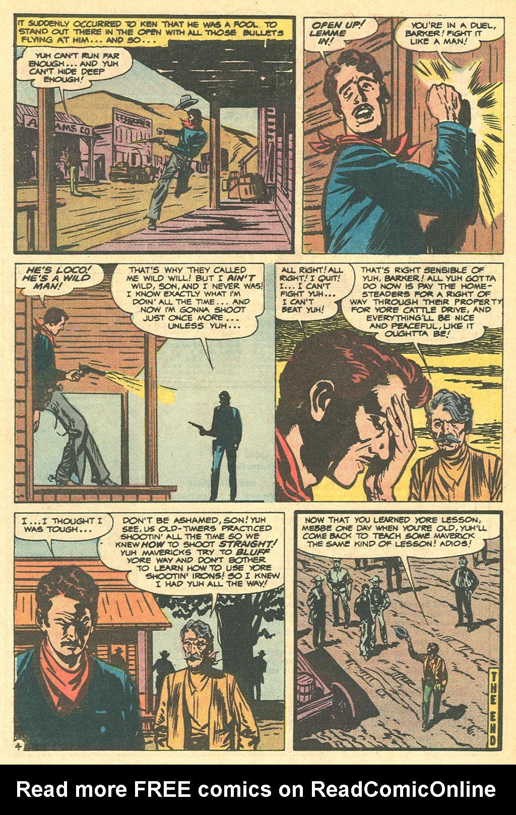 Read online Two-Gun Kid comic -  Issue #96 - 32