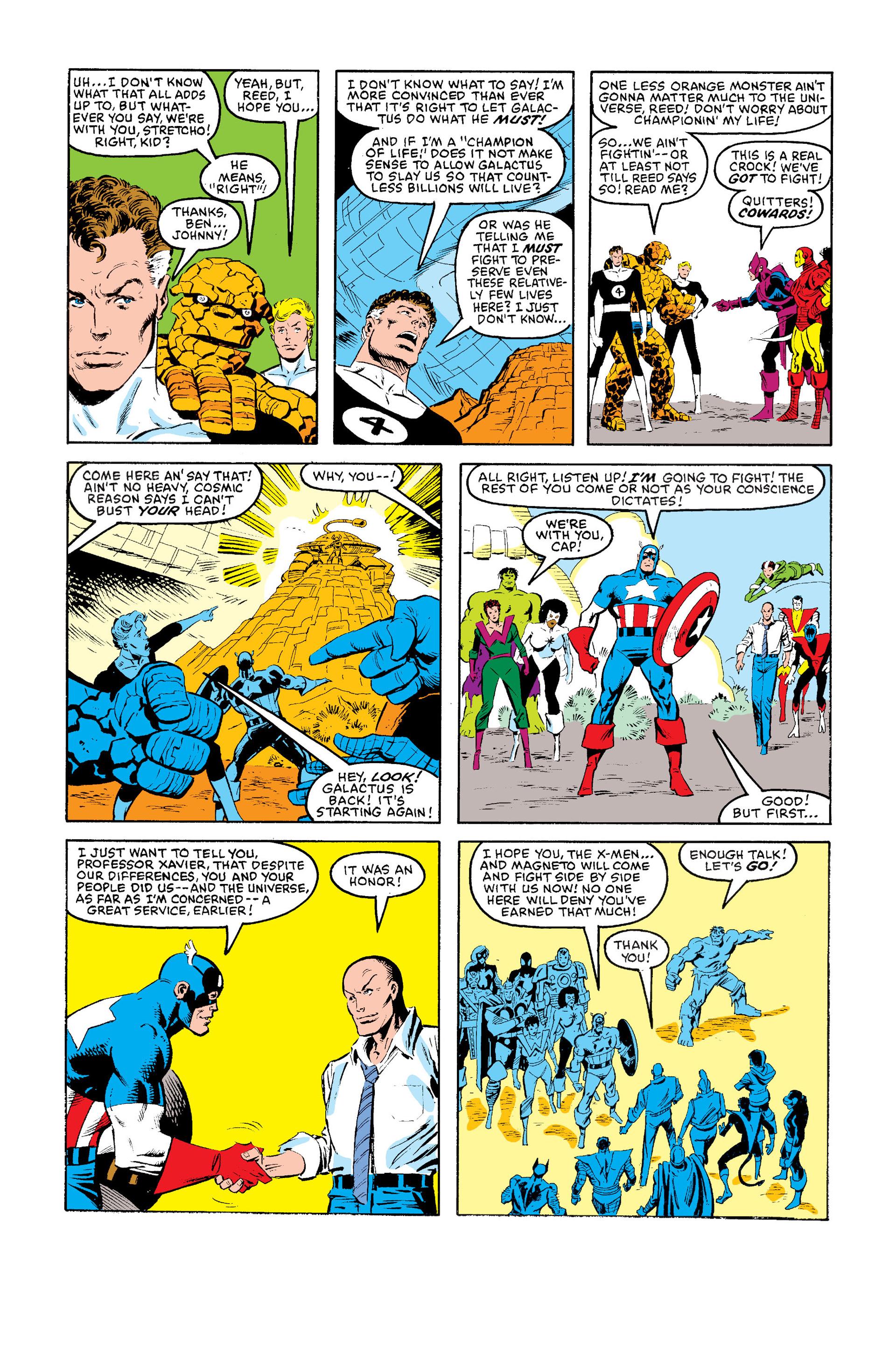 Read online Secret Wars (1985) comic -  Issue #9 - 19