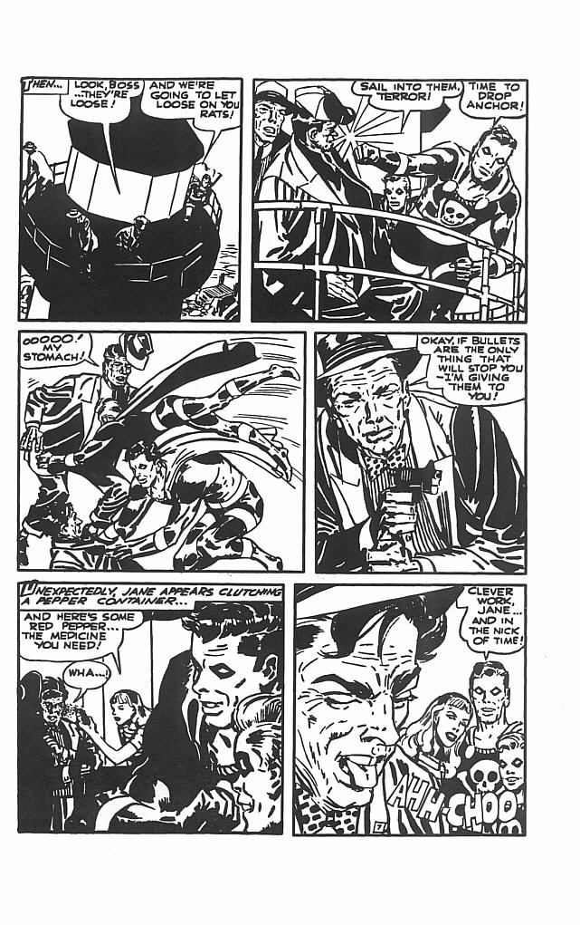 Read online Men of Mystery Comics comic -  Issue #40 - 9