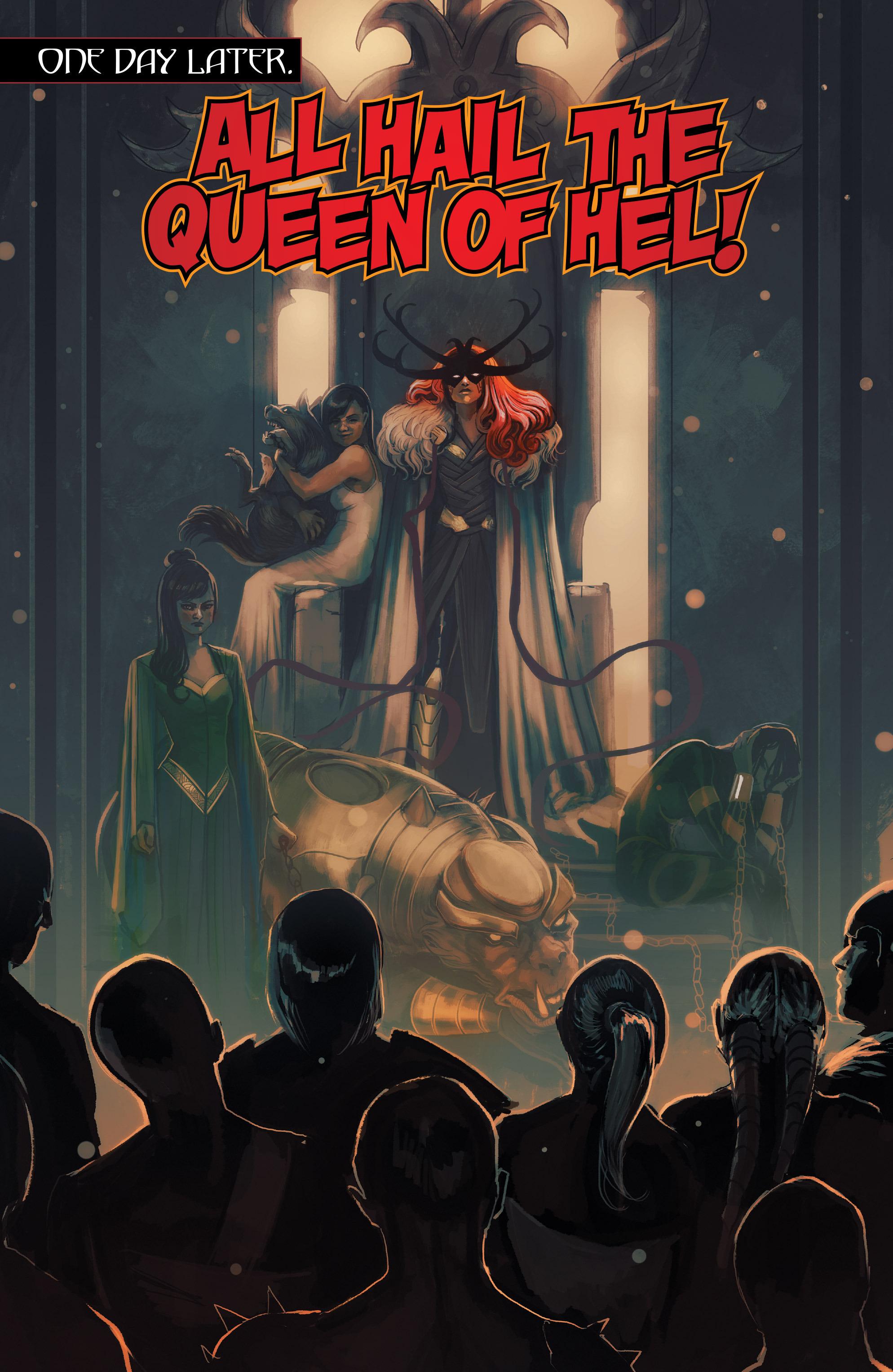 Read online Angela: Queen Of Hel comic -  Issue #5 - 13