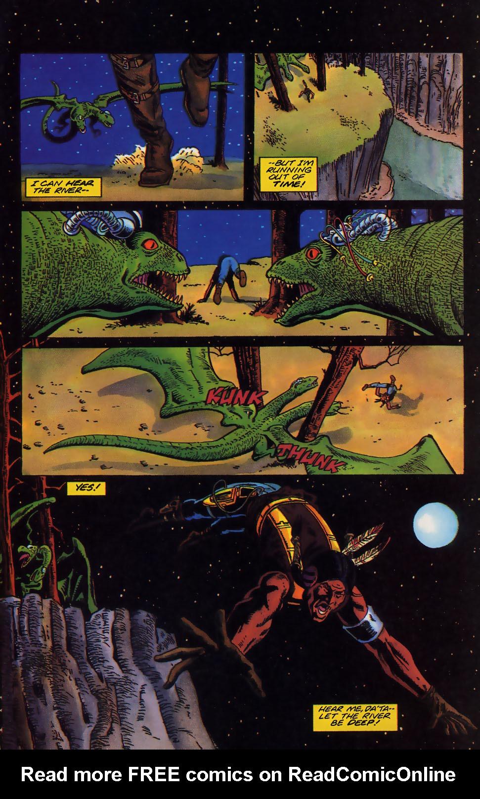 Read online Turok, Dinosaur Hunter (1993) comic -  Issue #18 - 14