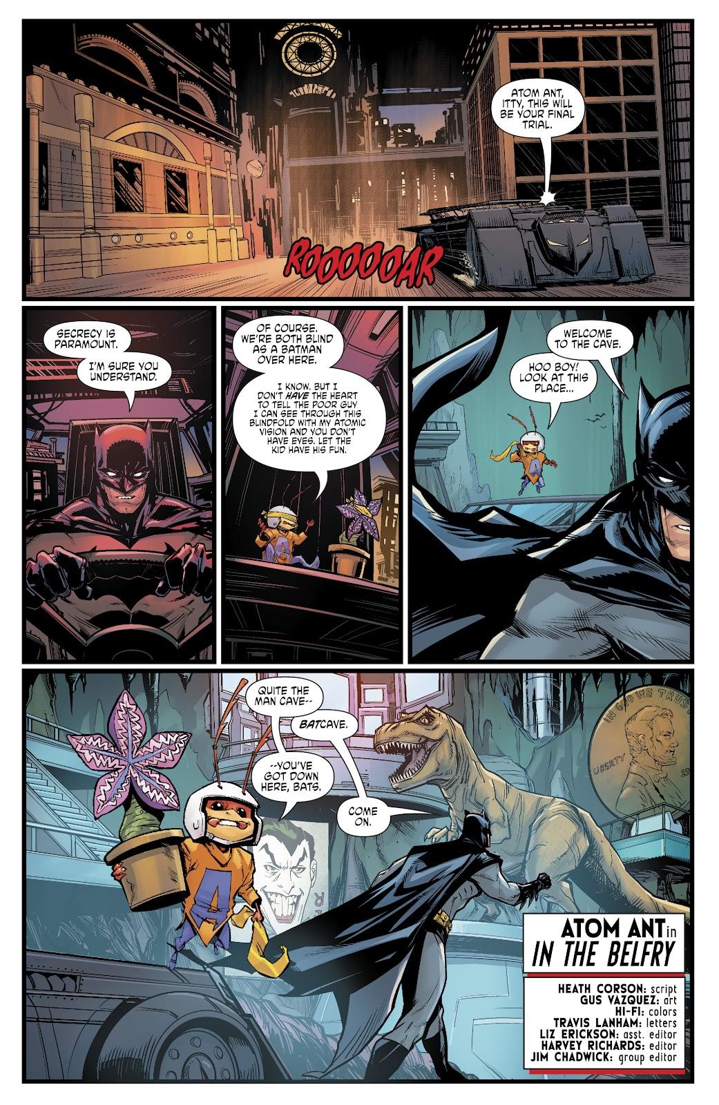 Read online Scooby Apocalypse comic -  Issue #35 - 21