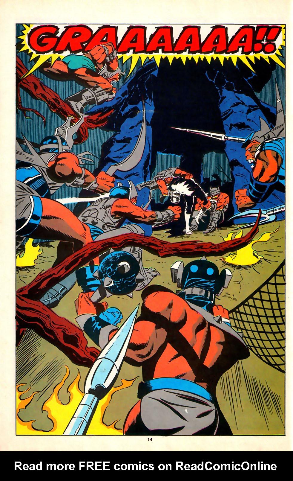 Read online Alpha Flight (1983) comic -  Issue #81 - 11