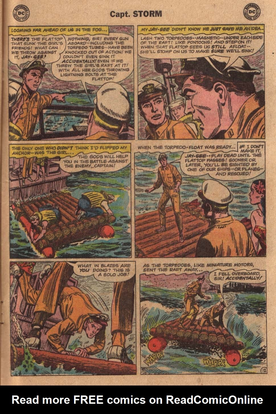Capt. Storm issue 9 - Page 17