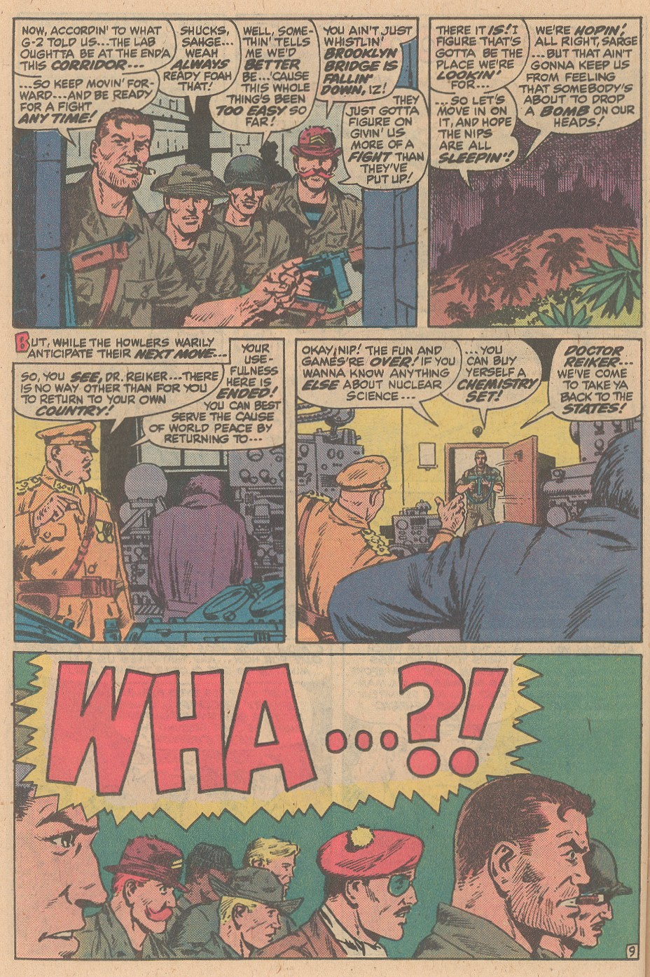 Read online Sgt. Fury comic -  Issue #161 - 14