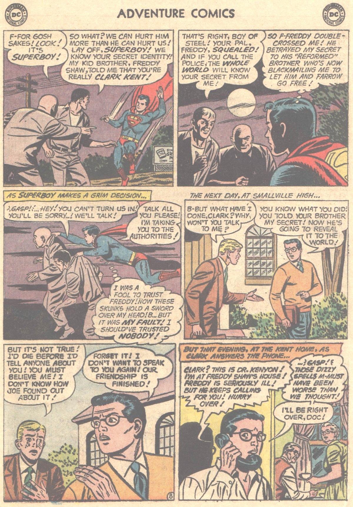 Read online Adventure Comics (1938) comic -  Issue #319 - 32