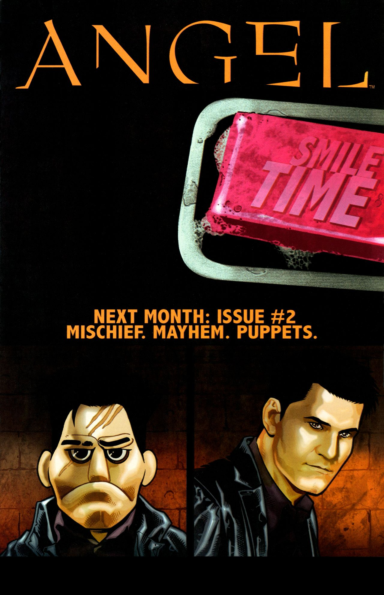 Read online Angel: Smile Time comic -  Issue #1 - 24