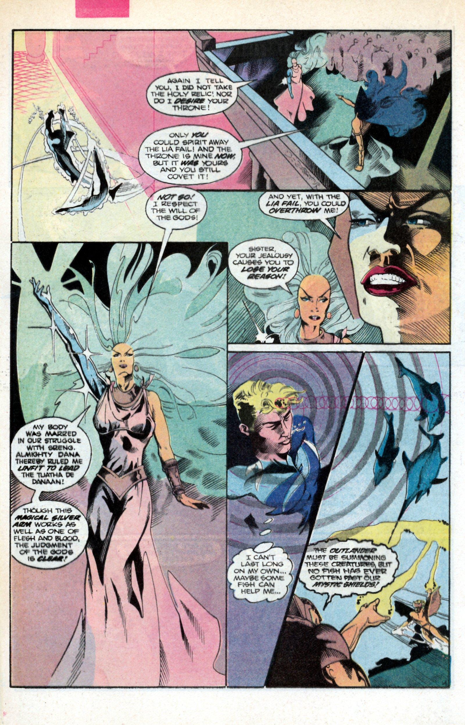 Read online Aquaman (1986) comic -  Issue #2 - 20