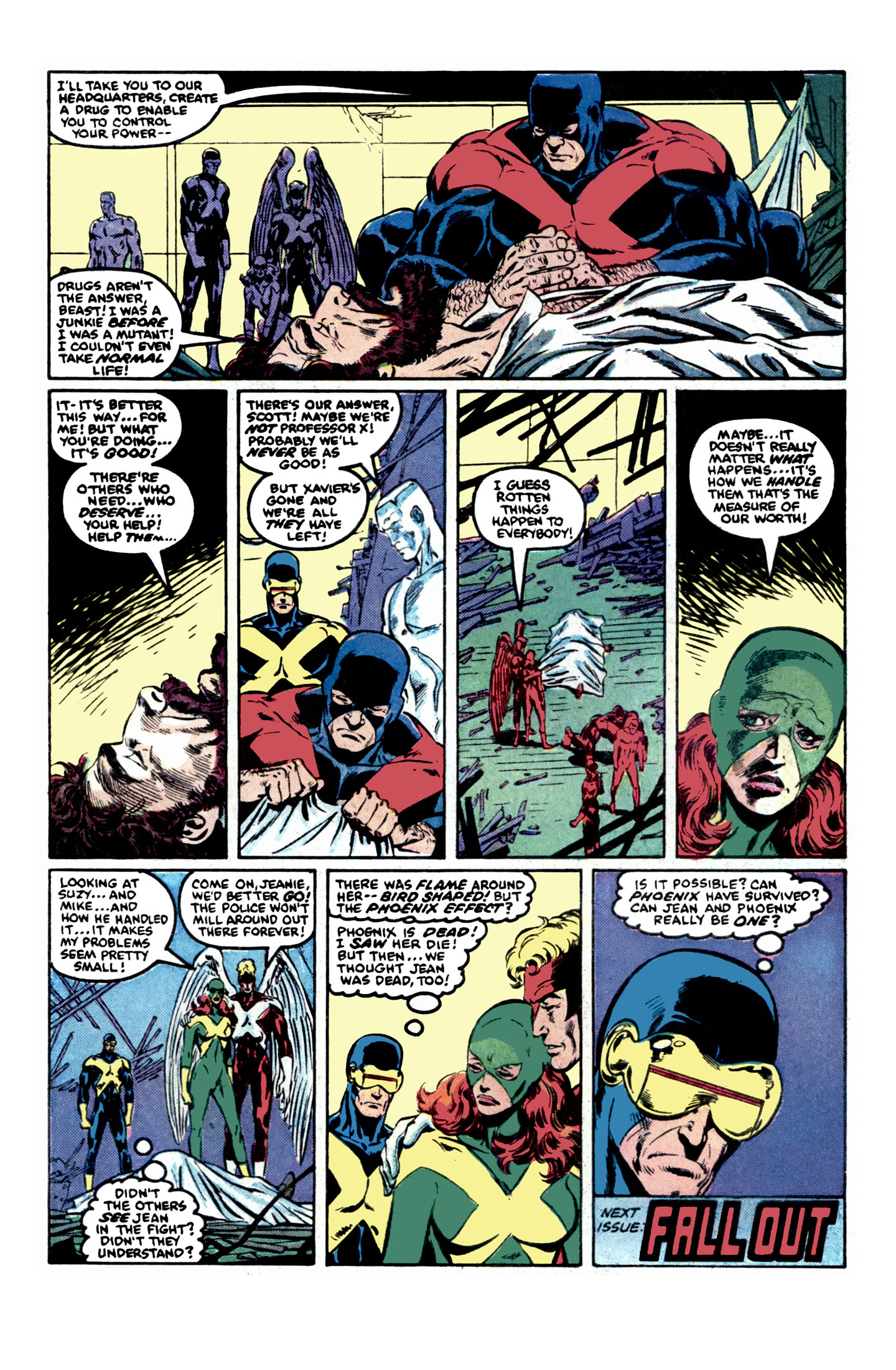 Read online X-Factor (1986) comic -  Issue #6 - 23