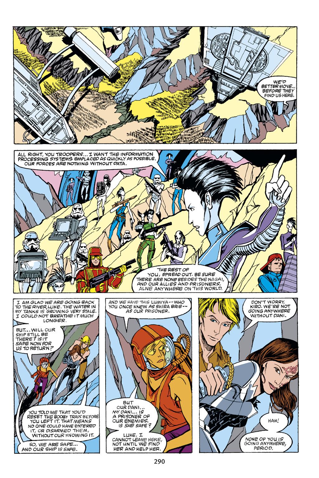 Read online Star Wars Omnibus comic -  Issue # Vol. 21.5 - 21