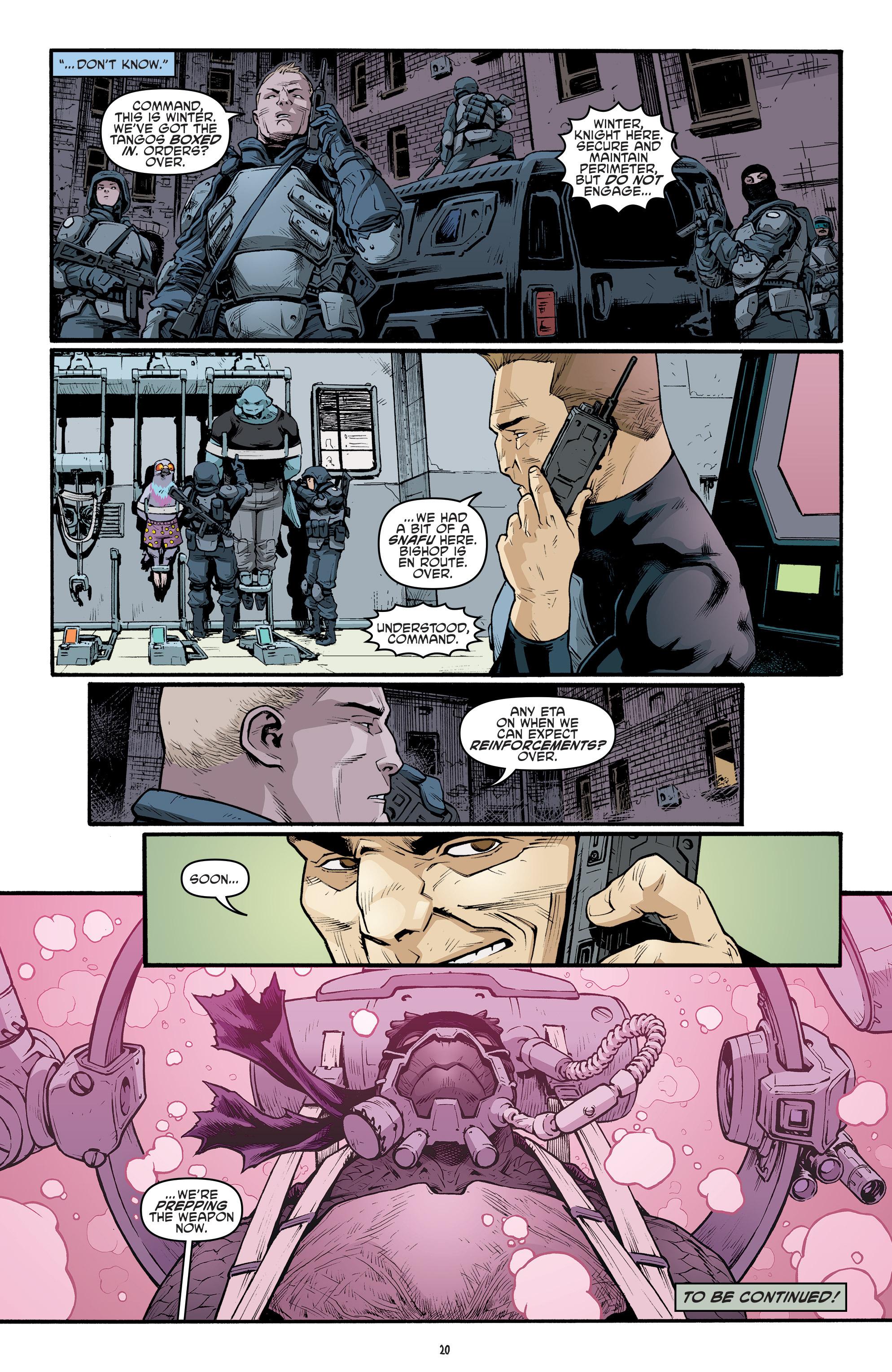 Read online Teenage Mutant Ninja Turtles (2011) comic -  Issue #68 - 22