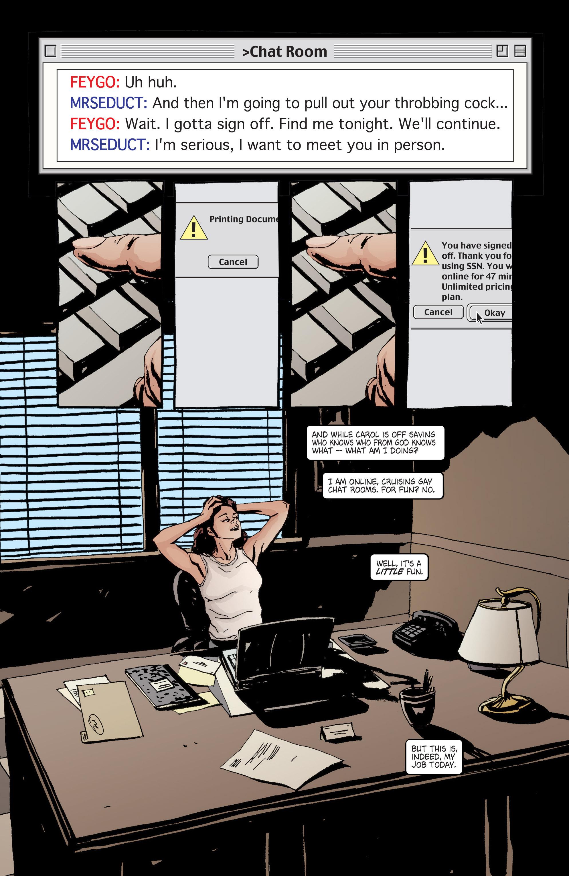Read online Alias comic -  Issue #6 - 13