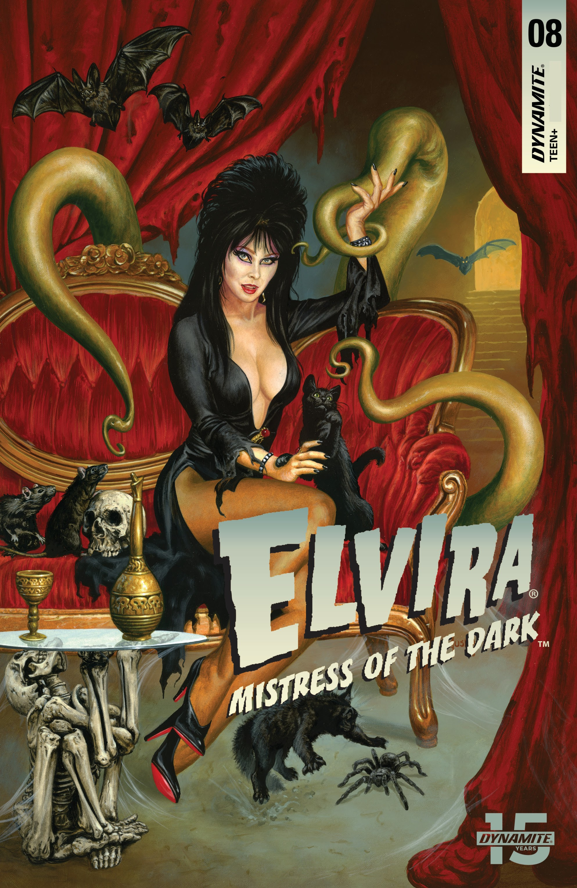 Elvira: Mistress of the Dark (2018) 8 Page 1