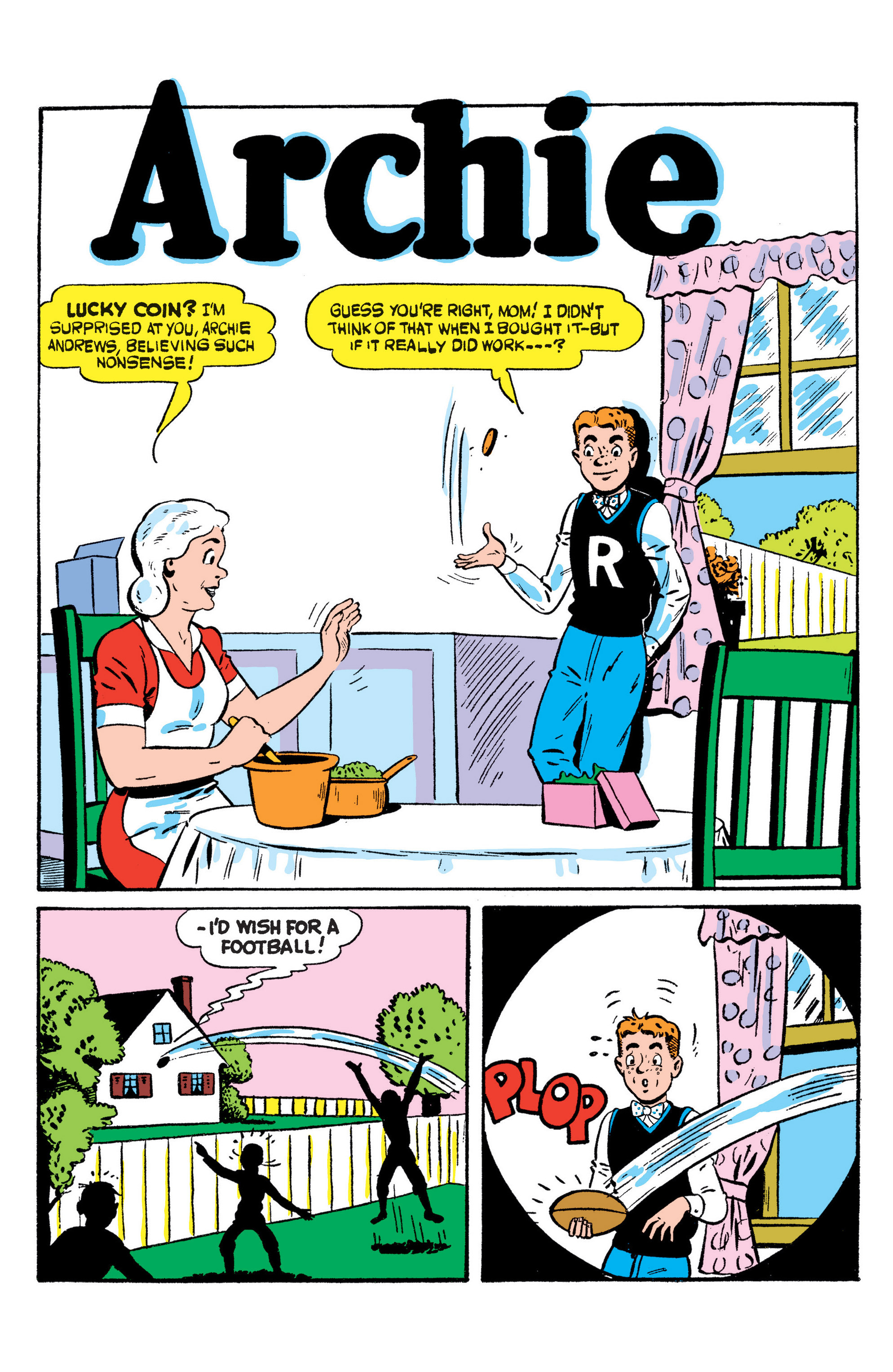 Read online Archie (2015) comic -  Issue #7 - 26