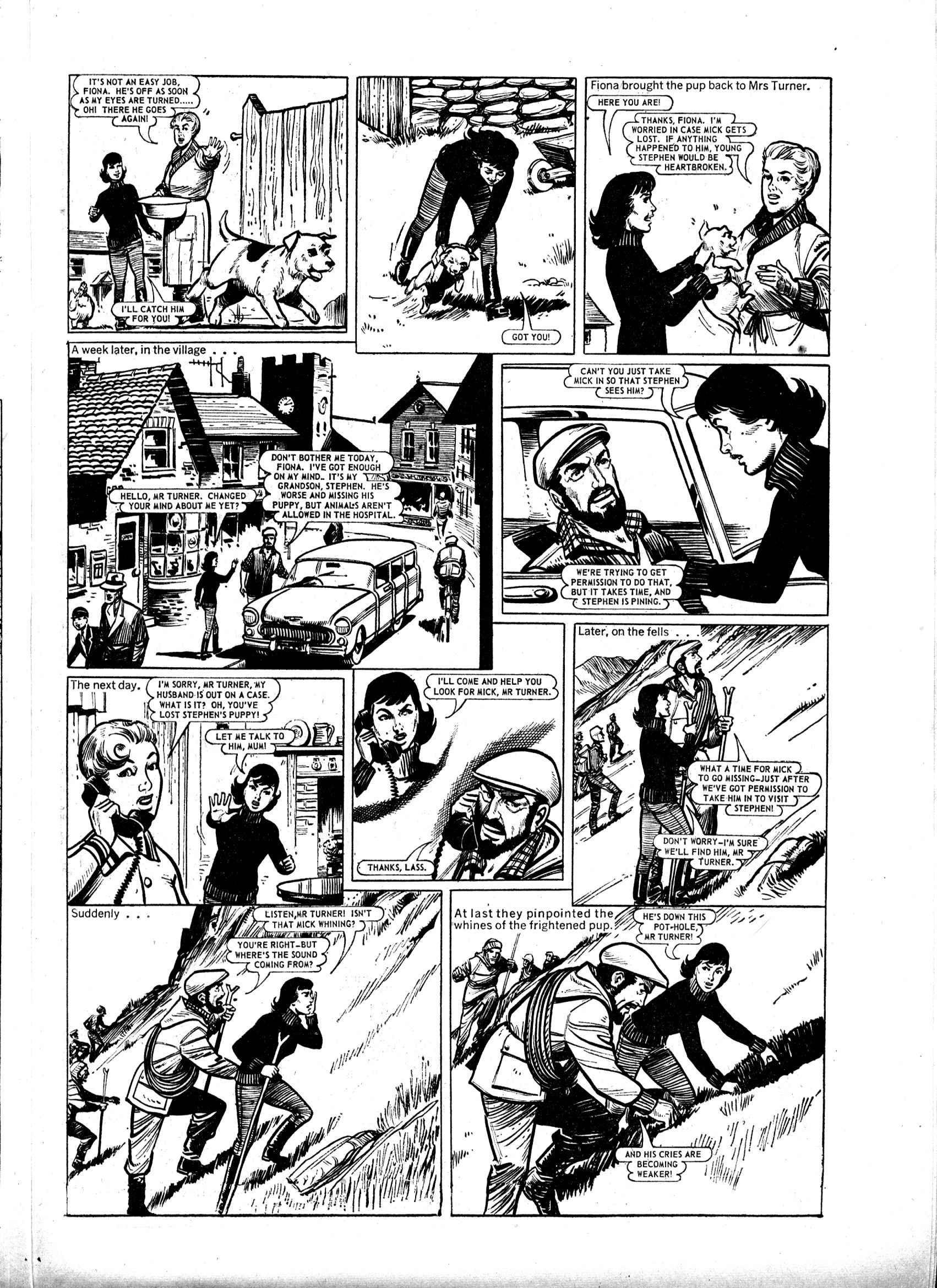 Read online Judy comic -  Issue #365 - 11
