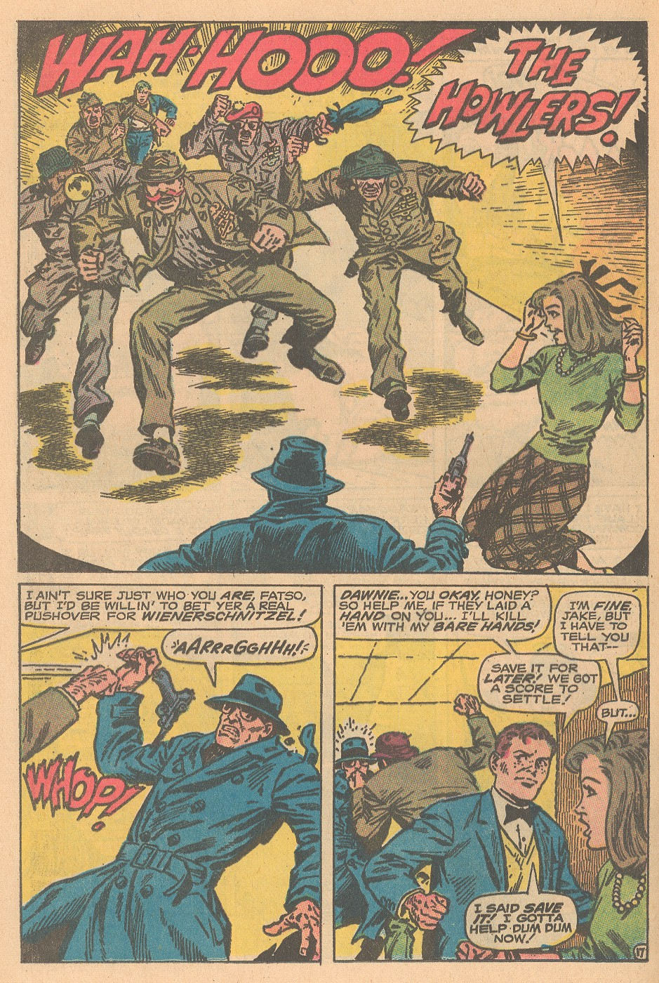 Read online Sgt. Fury comic -  Issue #69 - 24