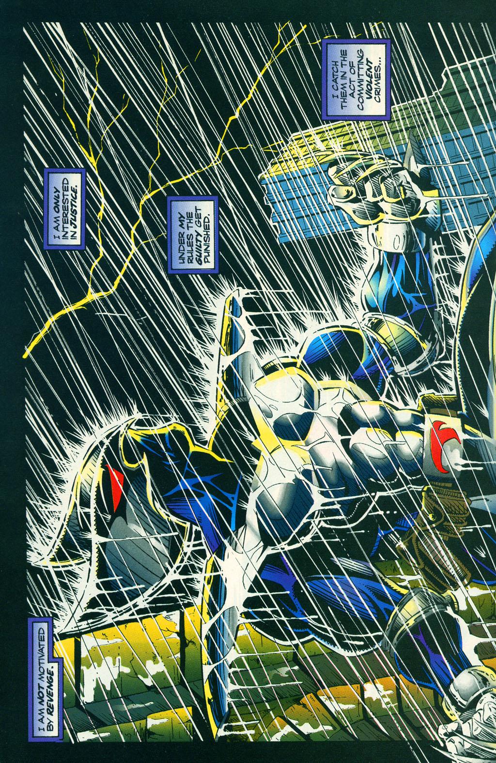 Read online ShadowHawk comic -  Issue #6 - 5