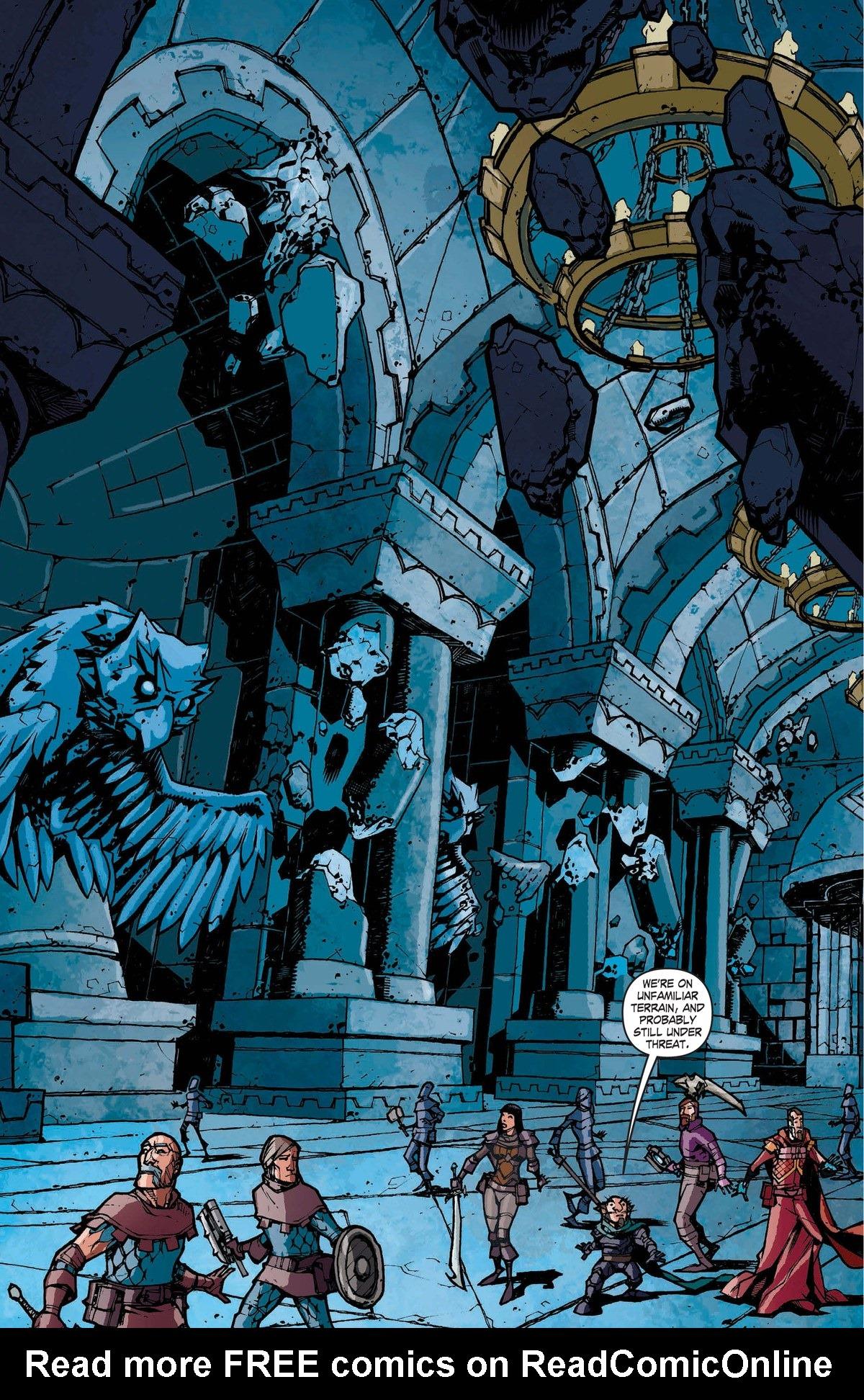 Read online World of Warcraft: Dark Riders comic -  Issue # Full - 103