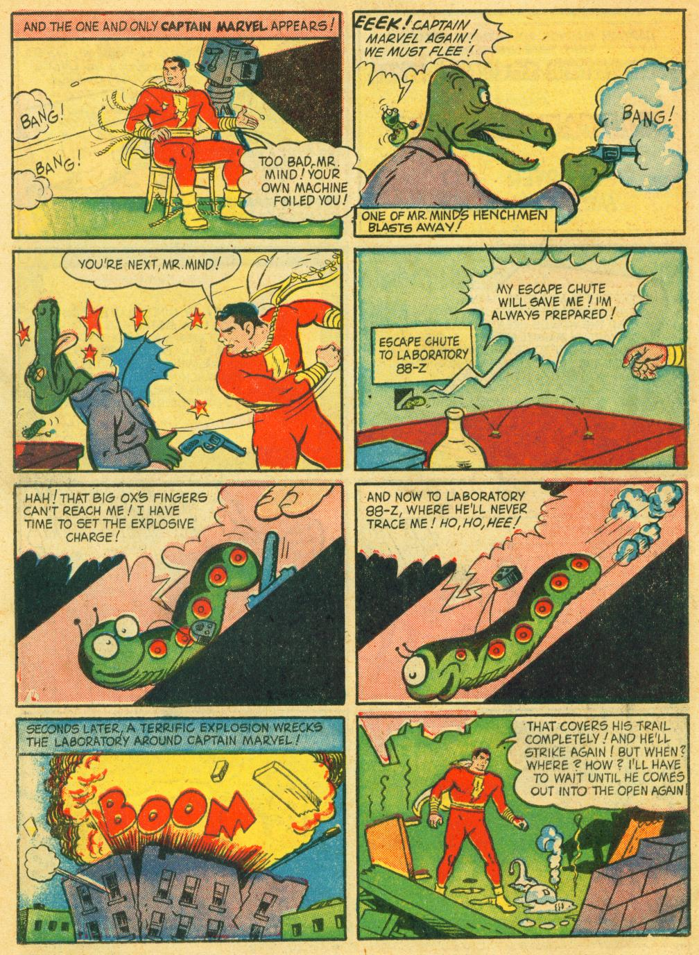 Captain Marvel Adventures issue 41 - Page 42