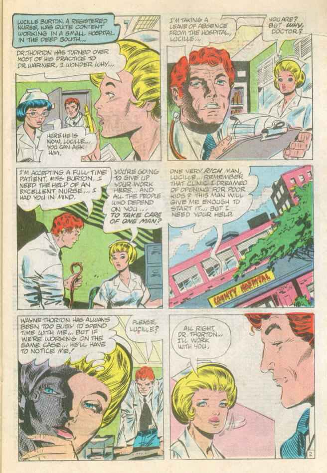 Read online Beyond the Grave (1983) comic -  Issue #14 - 11