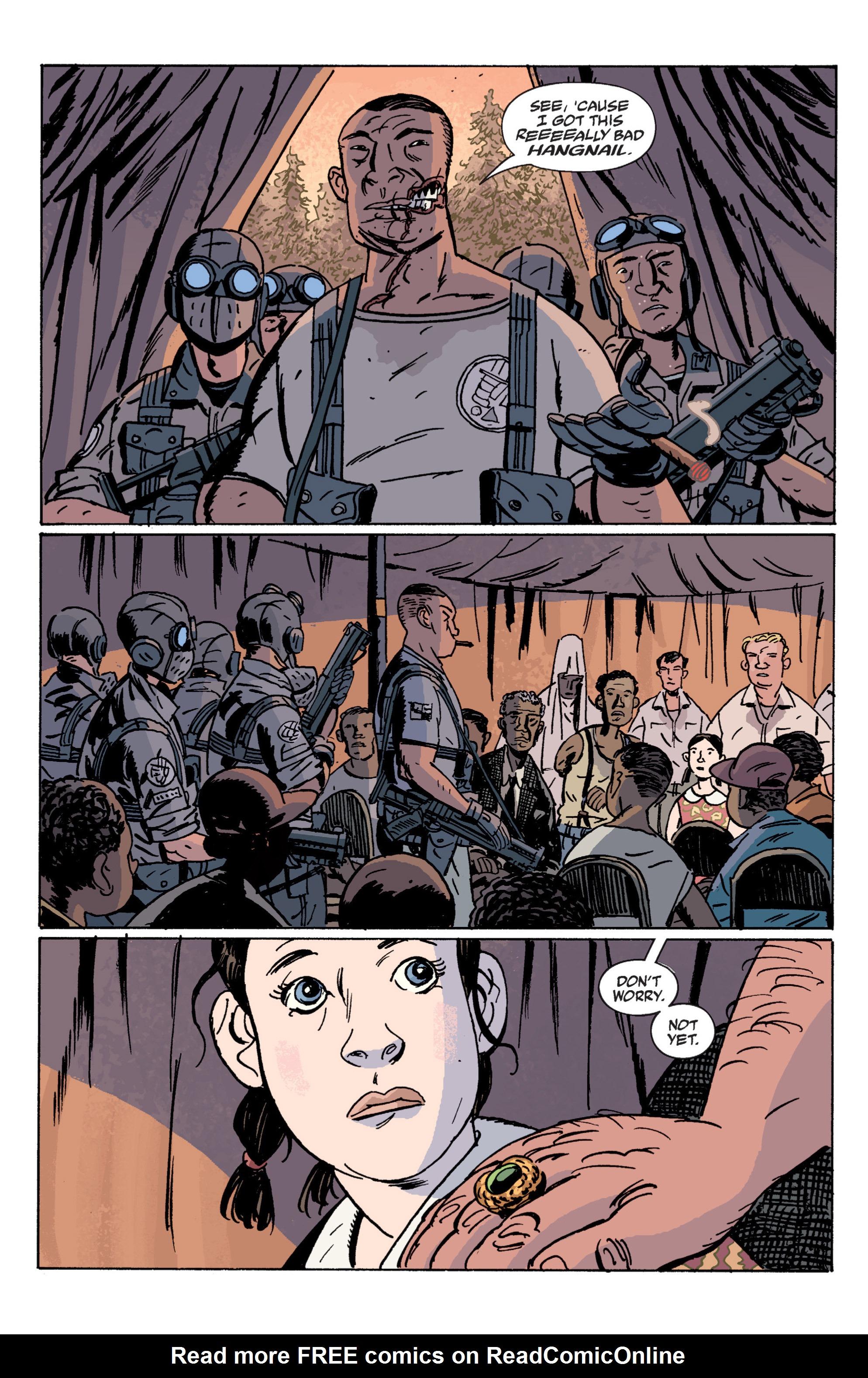 Read online B.P.R.D. (2003) comic -  Issue # TPB 12 - 45