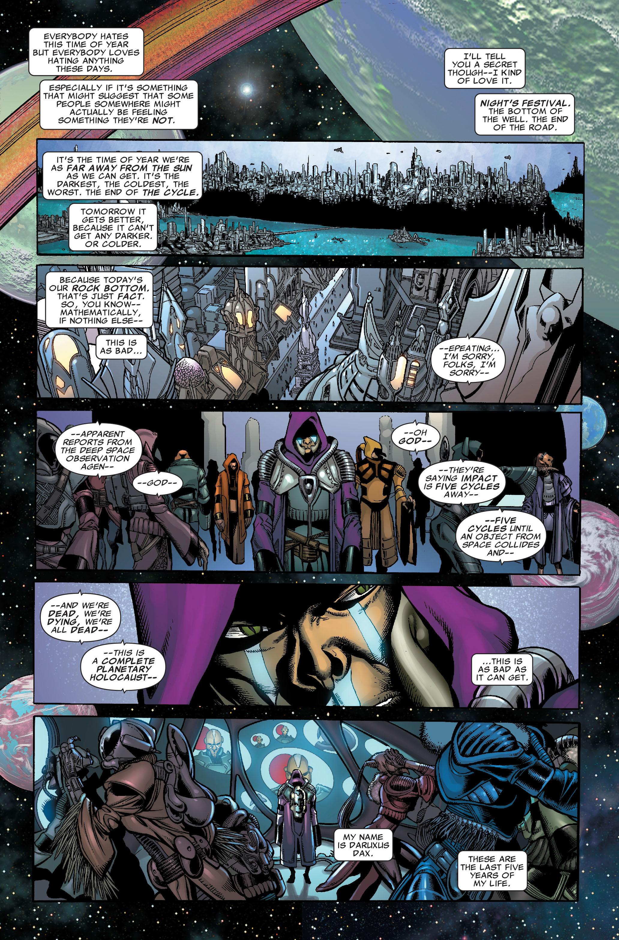 Read online Uncanny X-Men (1963) comic -  Issue #522 - 27