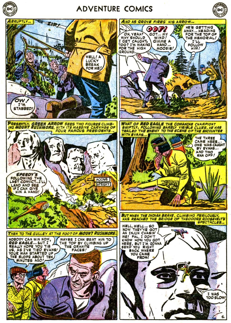 Read online Adventure Comics (1938) comic -  Issue #177 - 38