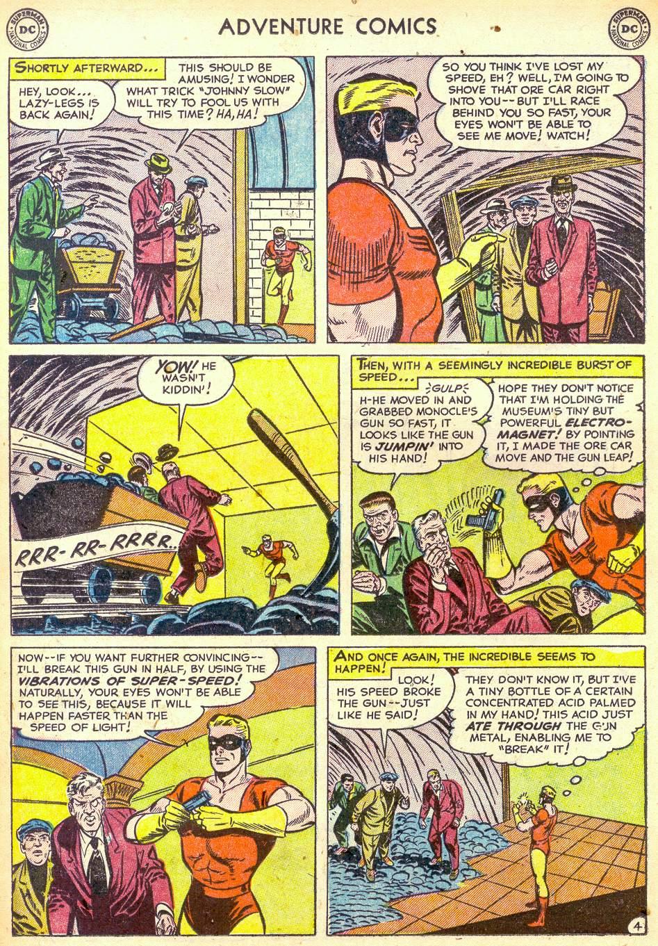Read online Adventure Comics (1938) comic -  Issue #172 - 28