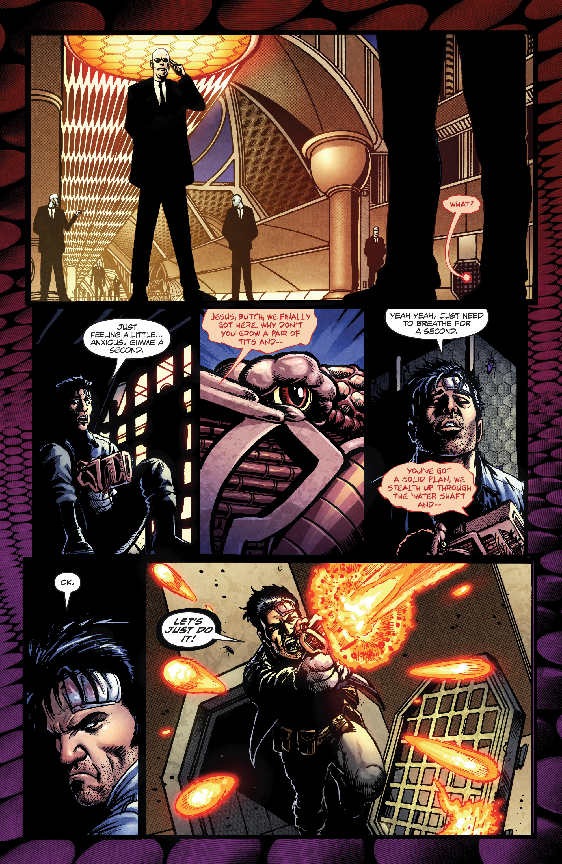 Read online Ballistic (2013) comic -  Issue #5 - 13