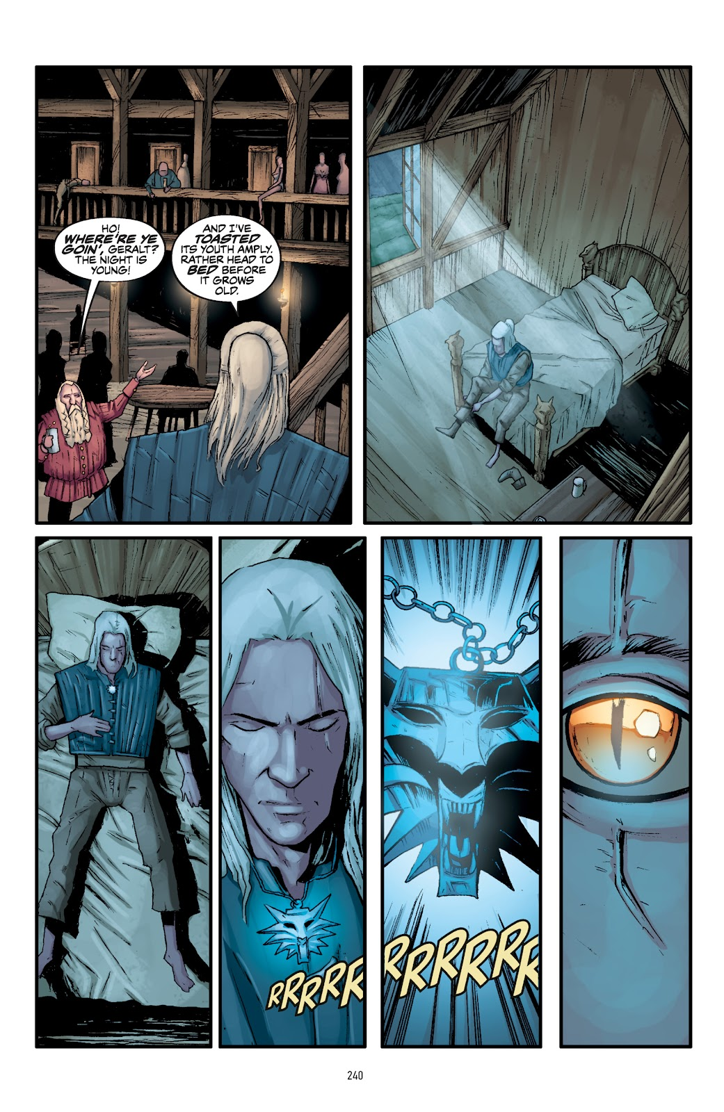 Read online The Witcher Omnibus comic -  Issue # TPB (Part 3) - 42