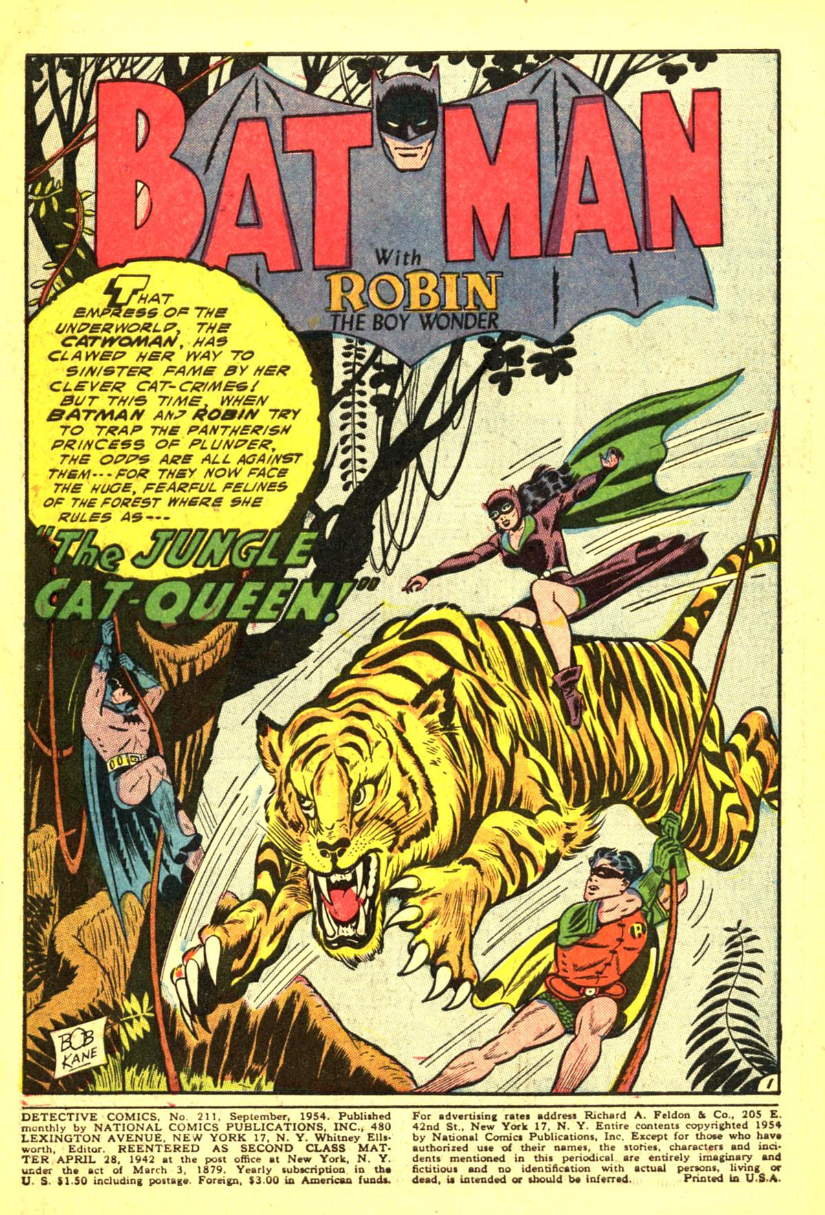 Read online Detective Comics (1937) comic -  Issue #211 - 3