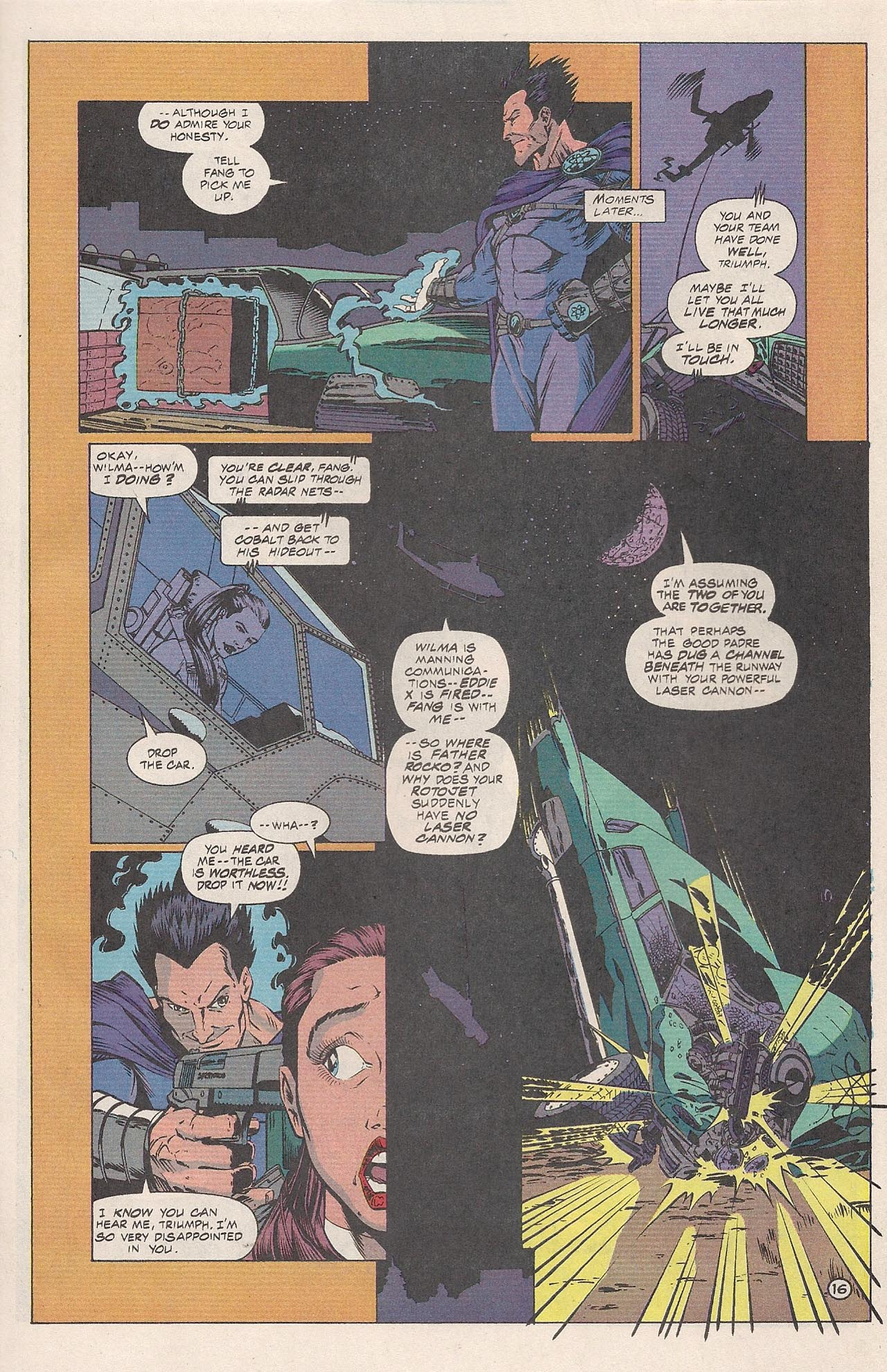 Read online Triumph comic -  Issue #4 - 25