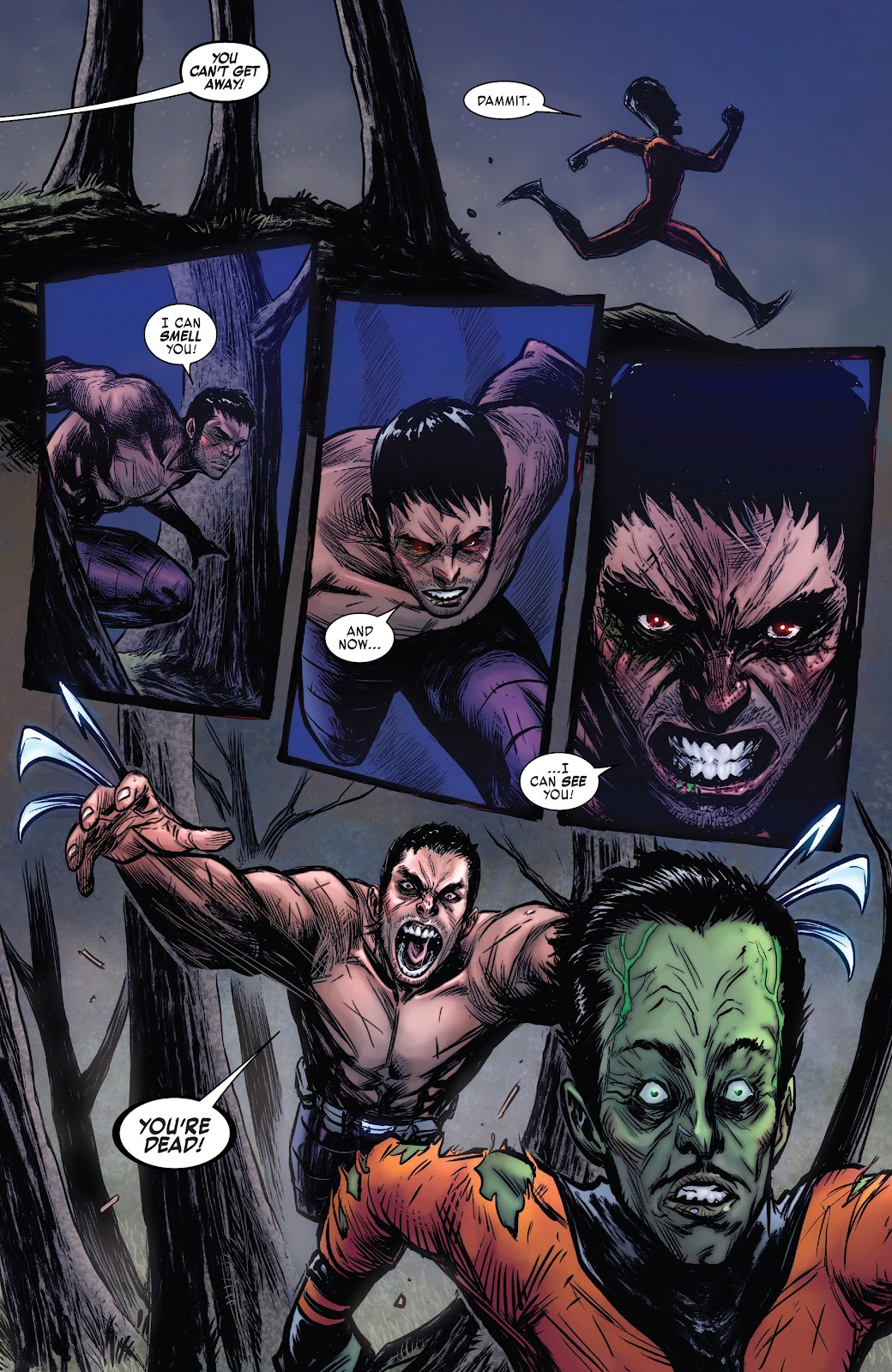 Read online Hulkverines comic -  Issue #1 - 29