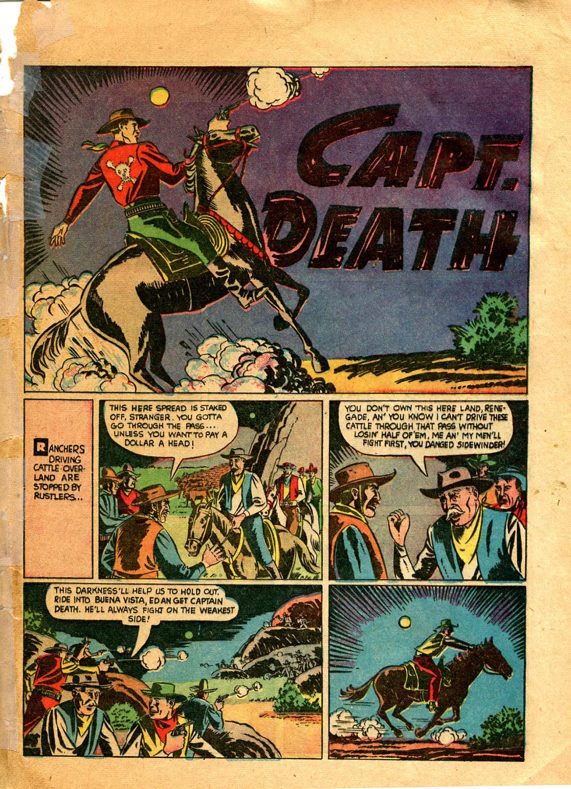 Read online Shadow Comics comic -  Issue #9 - 57
