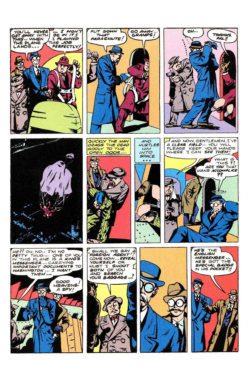 Read online Will Eisner's The Spirit Archives comic -  Issue # TPB 2 (Part 2) - 80