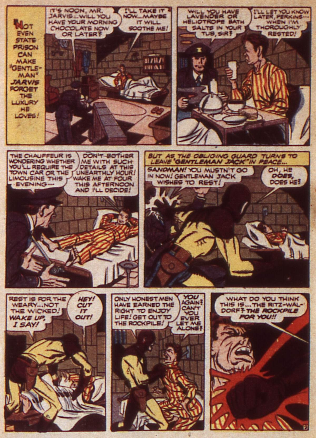Read online Adventure Comics (1938) comic -  Issue #85 - 4